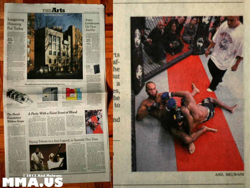 New York Times - November 17, 2011