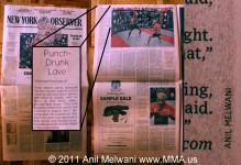 New York Observer - November 9, 2011