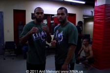 Jonathan Rodriguez & Israel Martinez