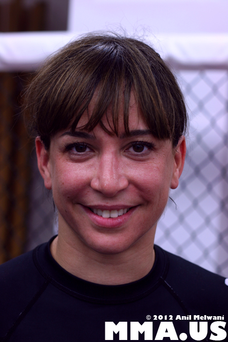 Ottavia Bourdain - Wife of Chef Anthony Bourdain