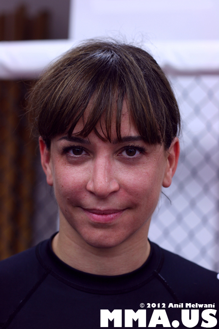 Ottavia Bourdain - No Reservations About Jiu-Jitsu