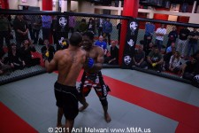 Jonathan Rodriguez vs. Kirkland Campbell
