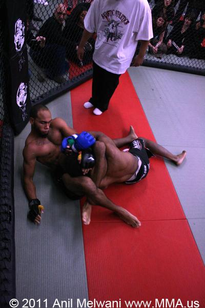 Jonathan Rodriguez vs. Kirkland Campbell
