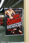 Raw Combat MMA Book