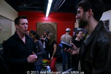 Raw Combat & Tapped Out Book Launch Event