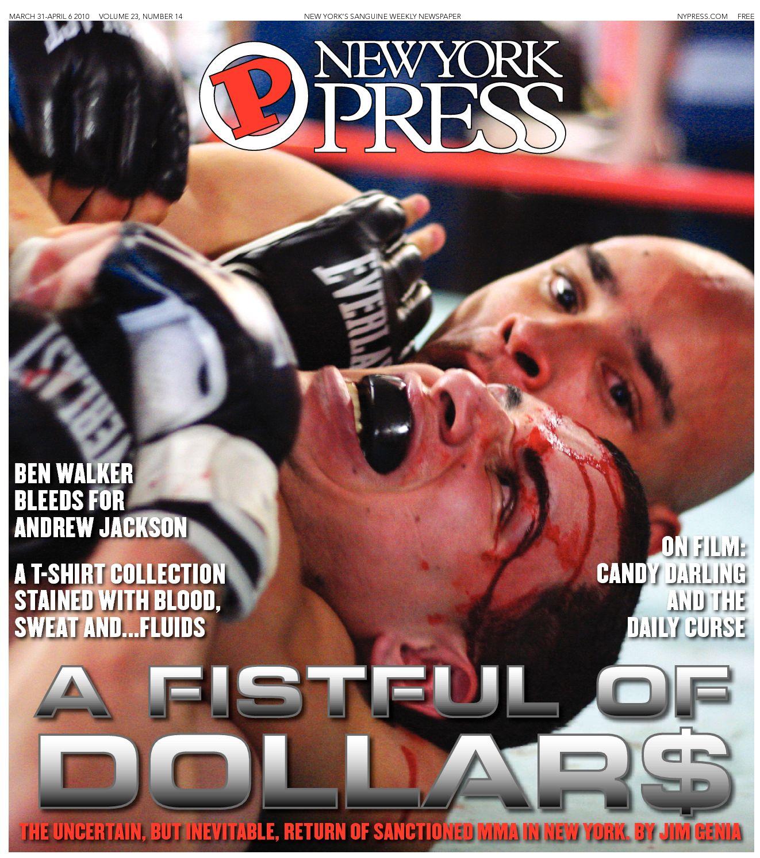 Darrow Funaro NY Press Cover