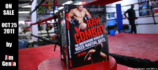 Raw Combat - A Book About Real Underground MMA