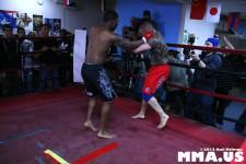 Rashad Clarke vs Thiago Chavez