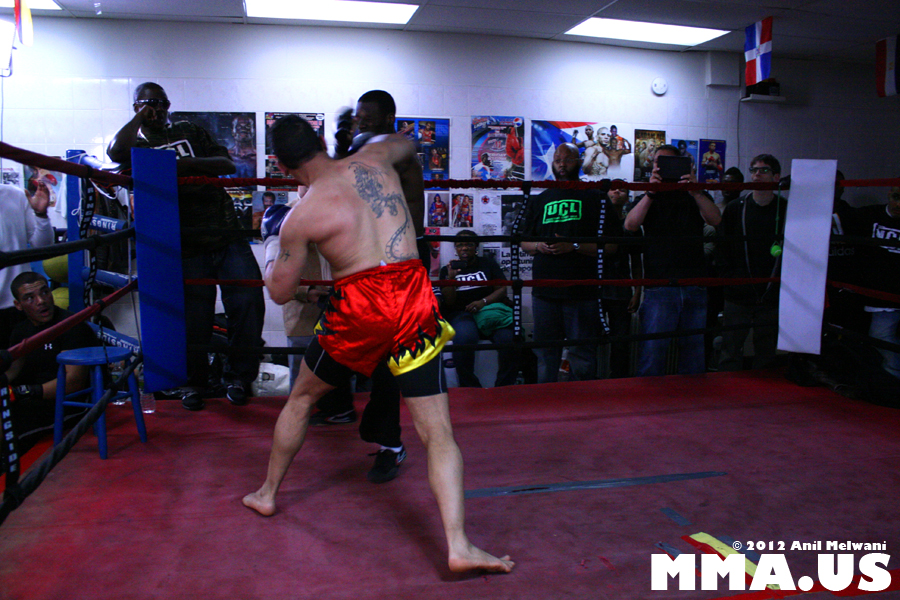 Richie Torres vs Will Cavali