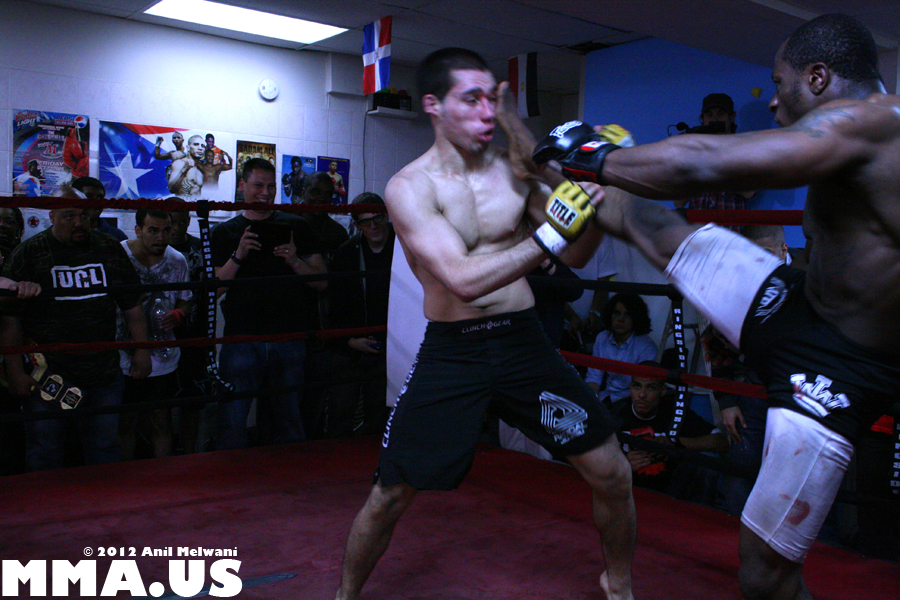 Kenny Rivera vs Chad Hernandez