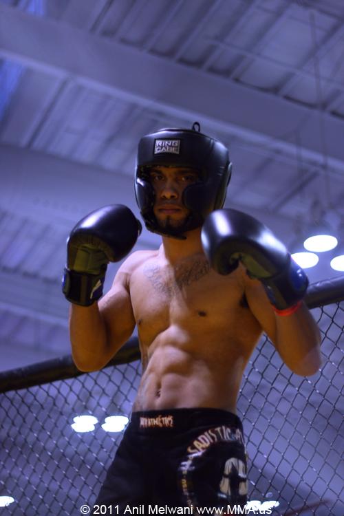 NY MMA Fighter Jonathan Rodriguez