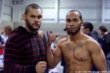 Israel Martinez & Jonathan Rodriguez