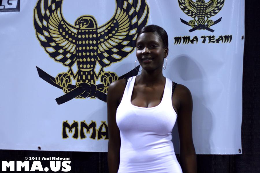 World MMA Expo Model