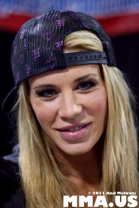 WWF Diva Ashley Massaro