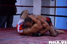 Jonathan Rodriguez vs. Nico Agusto