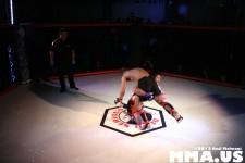 Arthur Khamukov vs. Jamie Rodriguez