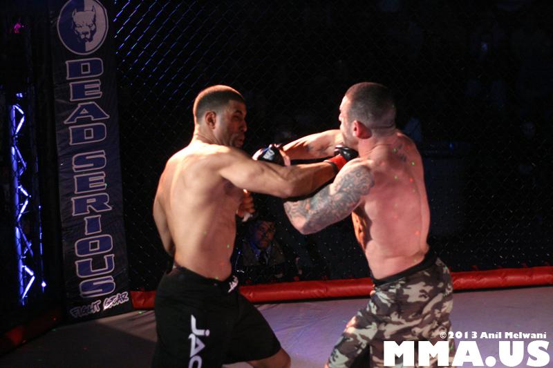 Raymond Ceballos vs. Anthony Knox