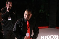 Amature MMA Promoters Tom Kilkenny & Eugene Perez