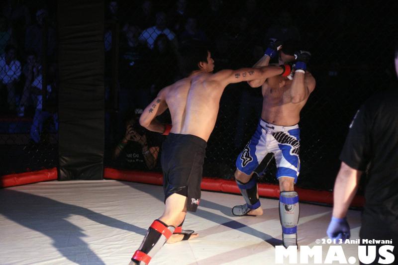 Leo Muniz vs. Noel Aviles