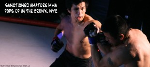"""Sanctioned"" Amature MMA Resurfaces in NYC"