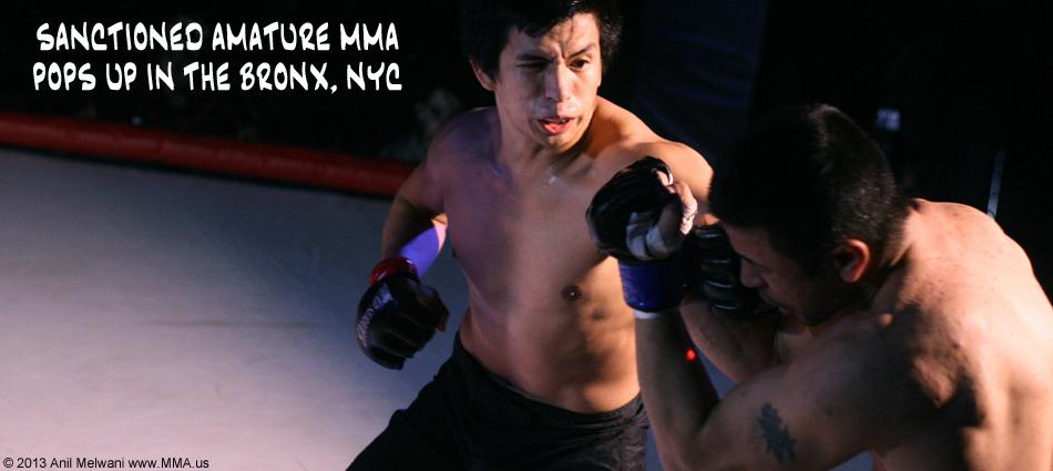 Leo Muniz def. Noel Aviles via KO - Round 3
