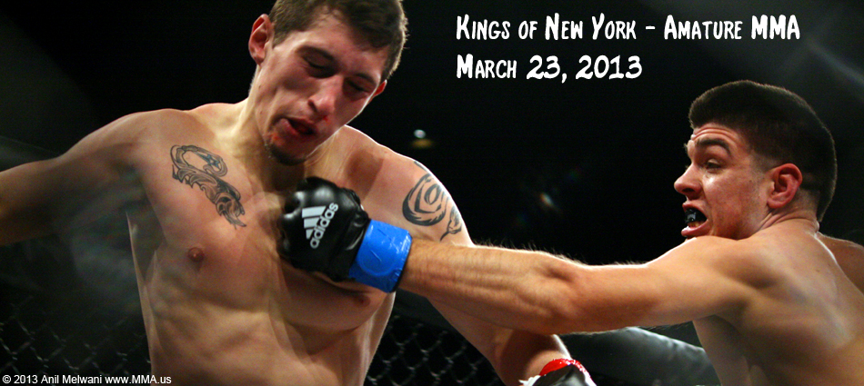 Kings of New York - Full Rules Amature MMA