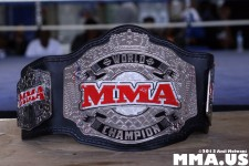 Underground Combat League Belt