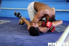 Pataudi Rambrose Elbows Alex Alayon
