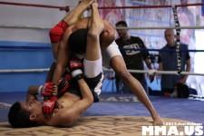 Pataudi Rambrose vs. Desmond Nelson