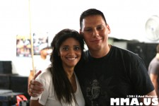 Al Jazeera America TV Producer Sarah Jones & Rebellion Media MMA Editor Jim Genia