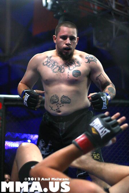 NYFE - 14 - Fight 5 - Jonathan Rivera vs. Giorgio Smaljimgai