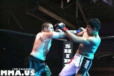 Fight 5 - Jonathan Rivera vs. Giorgio Smaljimgai