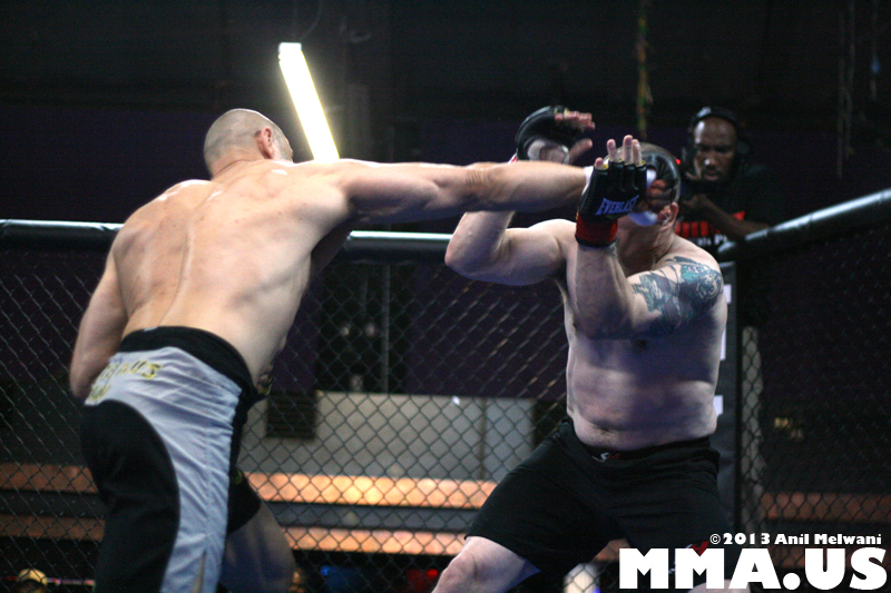 NYFE - 26 - Fight 8 - Kevin Wall vs. Fady Madani