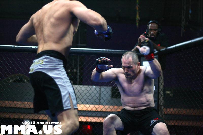 NYFE - 27 - Fight 8 - Kevin Wall vs. Fady Madani