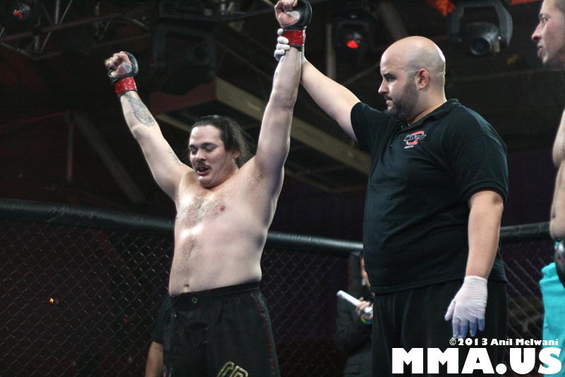 NYFE - 37 - Fight 10 - Ken Sweeny
