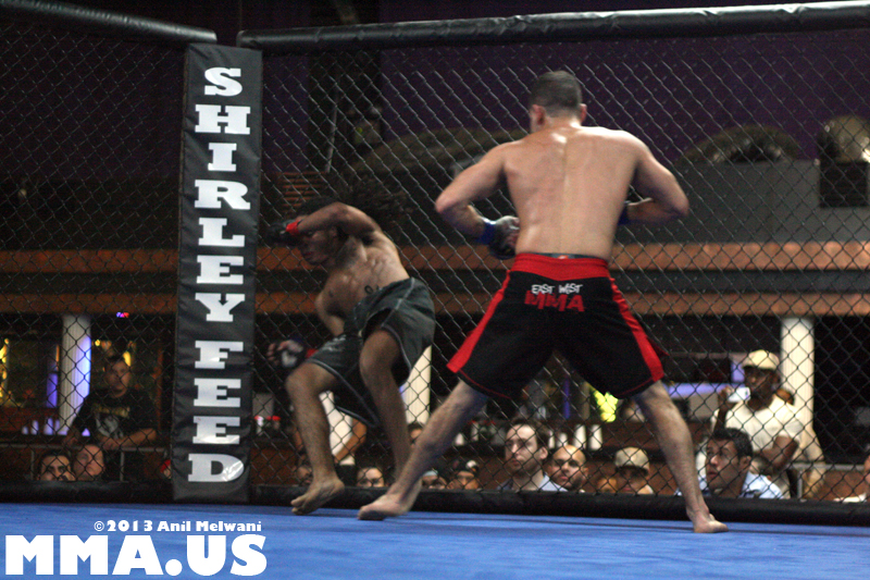 NYFE - 42 - Fight 12 - Felipe Carlos vs. Uniah Banks