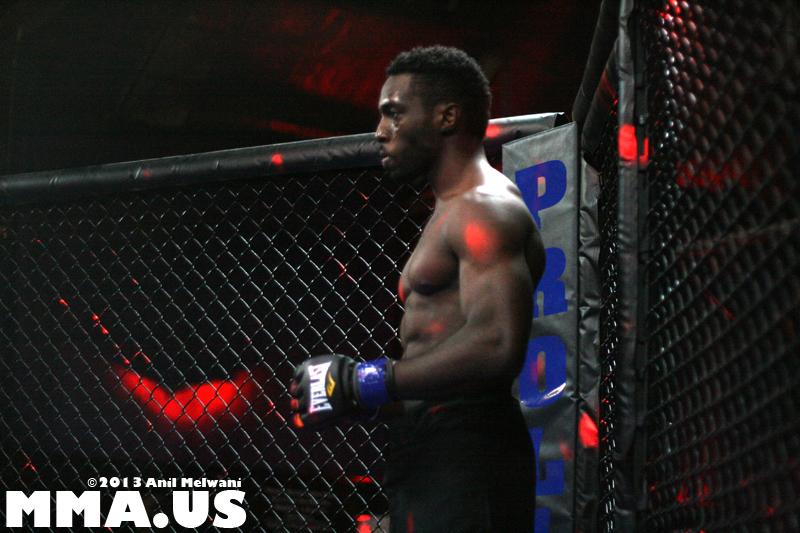 NYFE - 45 - Fight 13 - Jerome Mickle