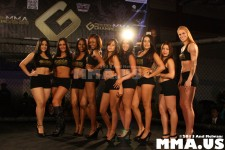 Golden MMA Girls