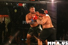 Luis DeJesus vs. Said Sarfarez