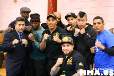 "Luis ""Bad Boy"" Ruiz & Team"