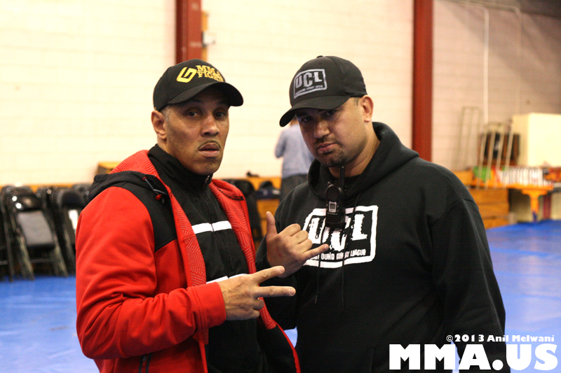 02 - Luis Ruiz & Peter Storm - Underground Combat League February 2014
