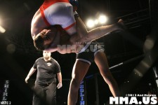 Fight 2 - Elija Punzone vs. Eric D'Arce