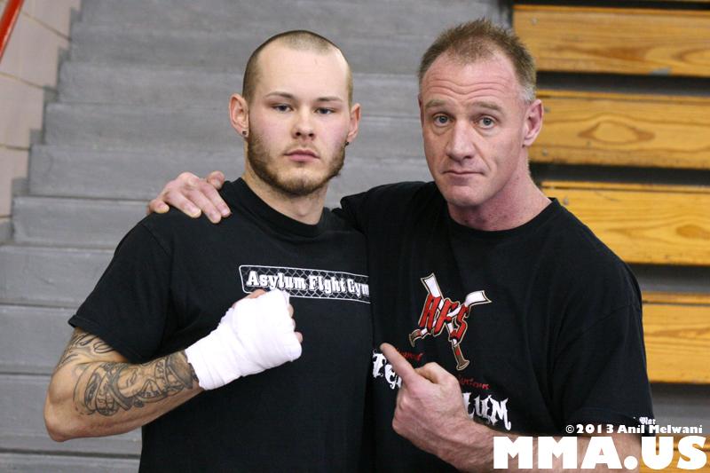 08 - Brad Bateman & Phil Dunlop - Underground Combat League February 2014