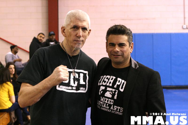 09 - Bruce Kivo & Mike Straka - Underground Combat League February 2014