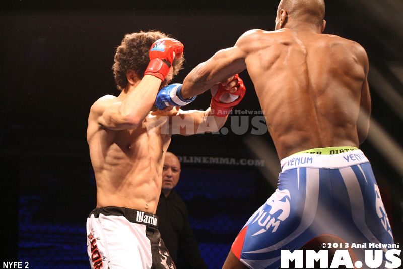 10 - Fight 3 - Alfred Jones vs. Richard Pabon