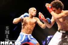 Fight 3 - Alfred Jones vs. Richard Pabon