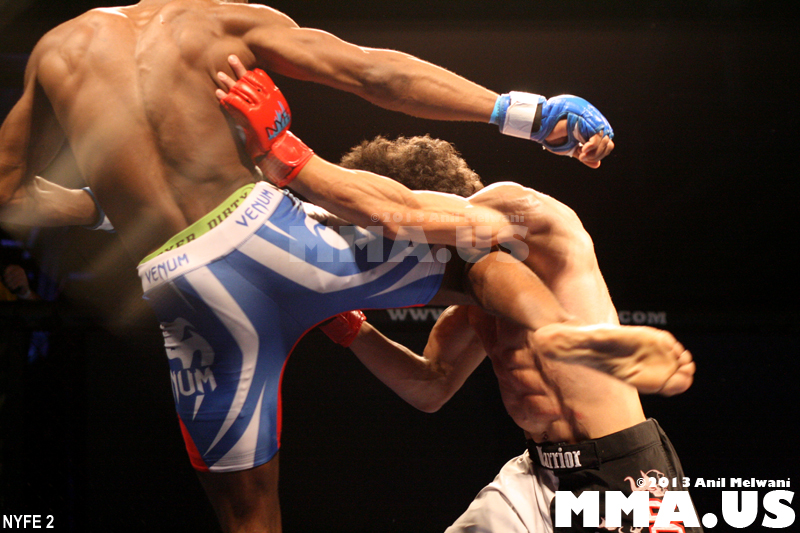12 - Fight 3 - Alfred Jones vs. Richard Pabon