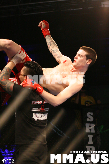 18 - Fight 4 - Kenny Sweeny