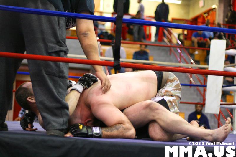 17 - Kevin Wall vs. Adam Nadler - Underground Combat League February 2014