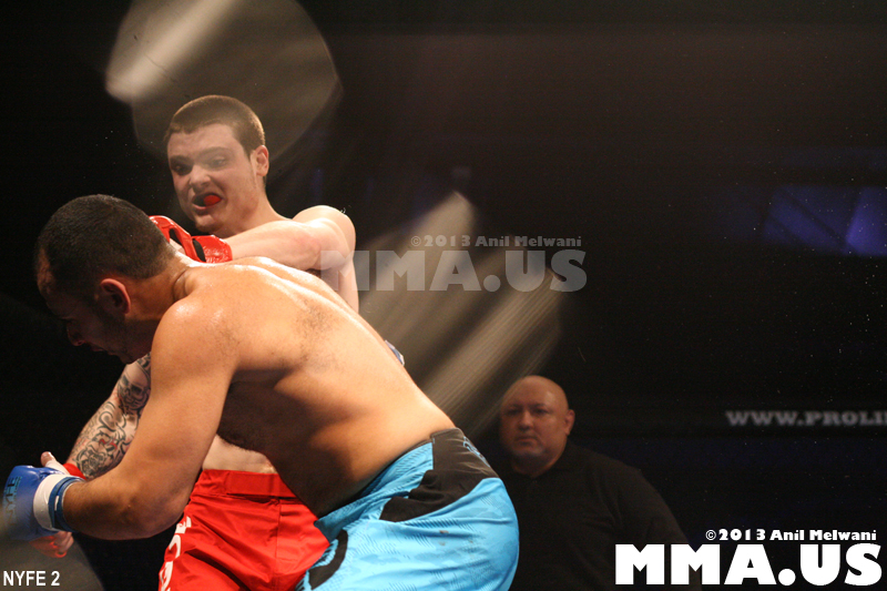 17 - Fight 4 - Matt Shamloo vs. Kenny Sweeny